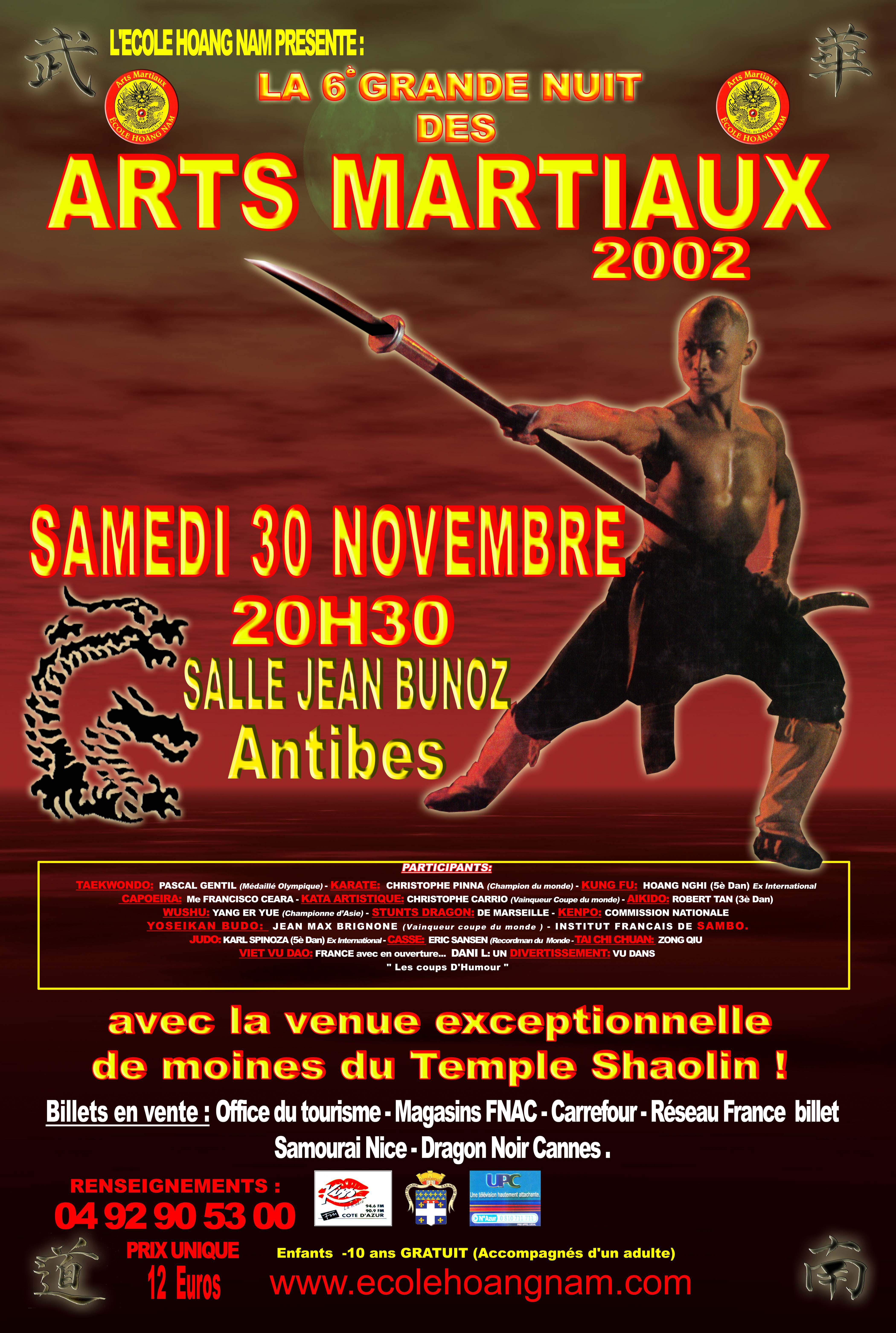 GNAM 2002